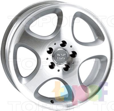 Колесные диски Replica WSP Mercedes W720 New Age Avantgarde. Изображение модели #1