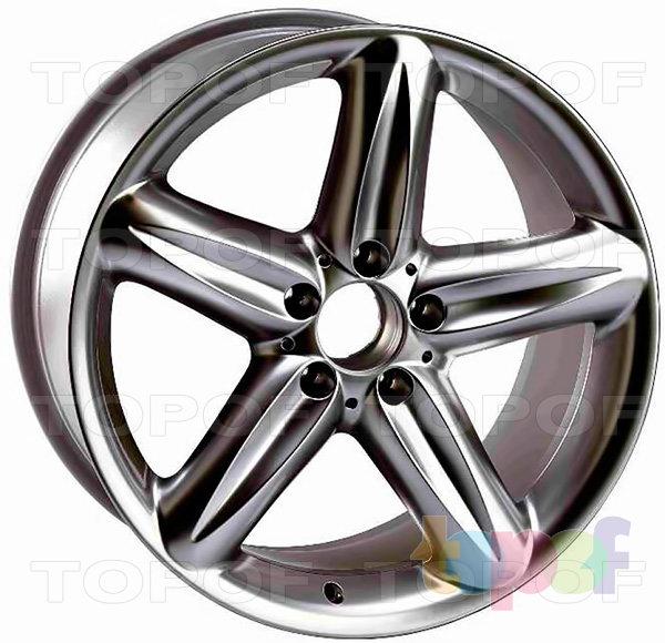 Колесные диски Replica WSP Mercedes W723 New York. Изображение модели #1