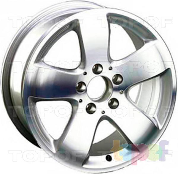Колесные диски Replica WSP Mercedes W725 Tokyo. Изображение модели #1