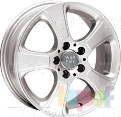 Колесные диски Replica WSP Mercedes W730 Leucosia. Изображение модели #2