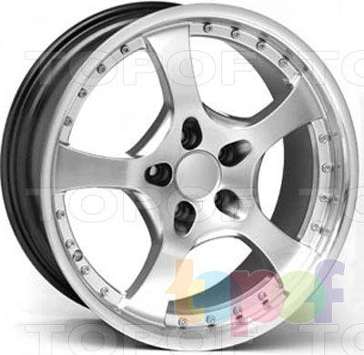 Колесные диски Replica WSP Mercedes W732 Rome. Изображение модели #2