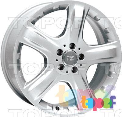 Колесные диски Replica WSP Mercedes W737 Mosca. Изображение модели #2