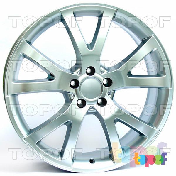 Колесные диски Replica WSP Mercedes W750 Yalta. Цвет колесного диска - Silver (Серебряный)