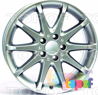 Колесные диски Replica WSP Mercedes W752 Panama. Изображение модели #1