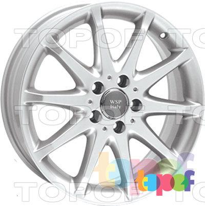 Колесные диски Replica WSP Mercedes W752 Panama. Изображение модели #2