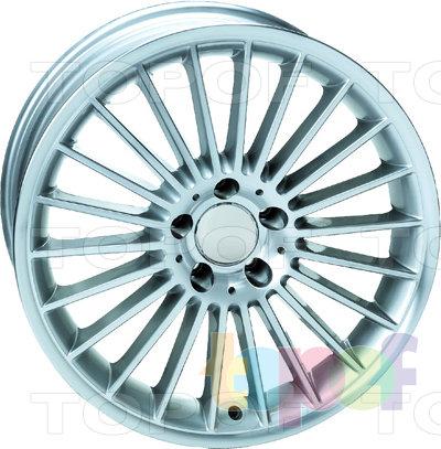 Колесные диски Replica WSP Mercedes W756 Tristar. Изображение модели #1