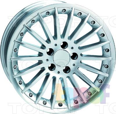 Колесные диски Replica WSP Mercedes W757 Tristar. Изображение модели #1