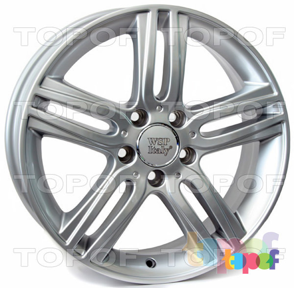 Колесные диски Replica WSP Mercedes W762 Argo. Изображение модели #1