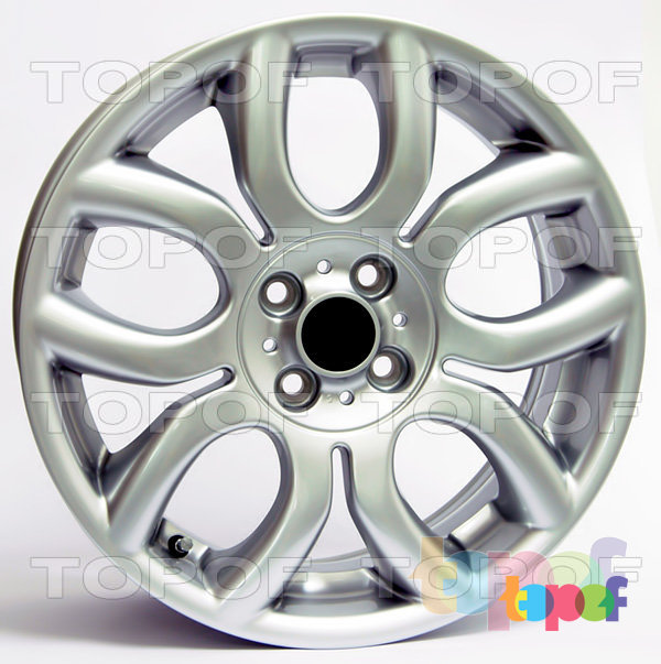 Колесные диски Replica WSP Mini W1650 Elena. Изображение модели #2