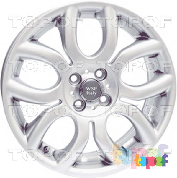 Колесные диски Replica WSP Mini W1650 Elena. Изображение модели #4