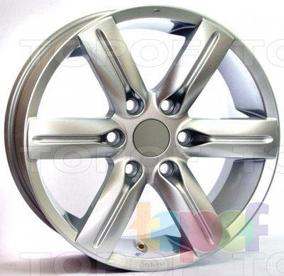 Колесные диски Replica WSP Mitsubishi W3001 Pajero. Изображение модели #1