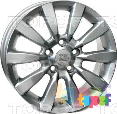 Колесные диски Replica WSP Mitsubishi W3003 Almere. Изображение модели #1