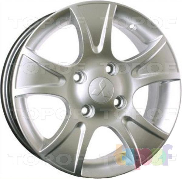 Колесные диски Replica WSP Mitsubishi W3008. Изображение модели #1