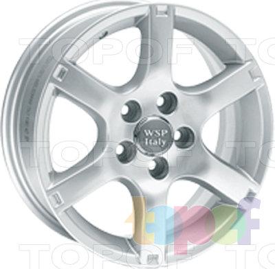 Колесные диски Replica WSP Nissan W1801 Nara. Изображение модели #1