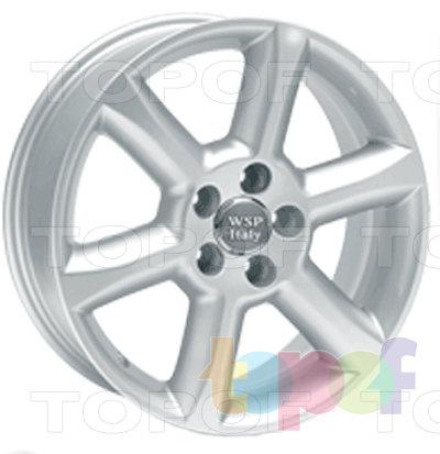 Колесные диски Replica WSP Nissan W1802 Shiga. Изображение модели #1