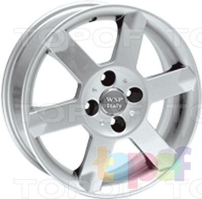 Колесные диски Replica WSP Nissan W1804 Saga. Изображение модели #1