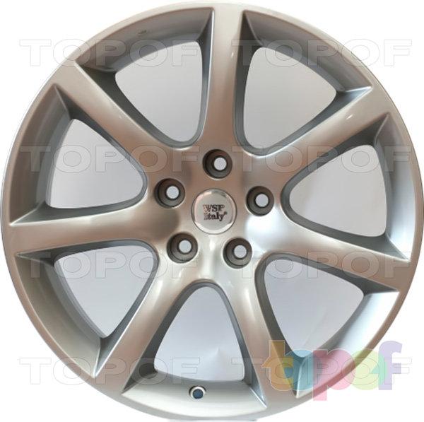Колесные диски Replica WSP Nissan W1806 Ueno. Изображение модели #1