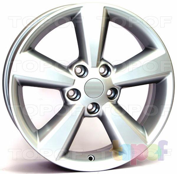 Колесные диски Replica WSP Nissan W1850 QashQai. Изображение модели #1