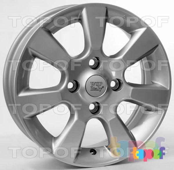 Колесные диски Replica WSP Nissan W1852 Tiida. Изображение модели #1