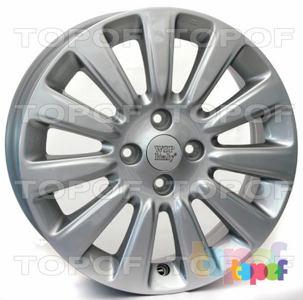 Колесные диски Replica WSP Nissan W1853 Micra. Изображение модели #1