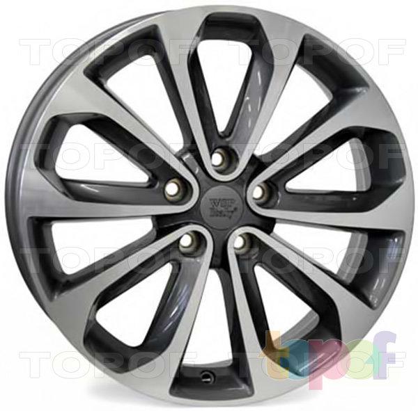 Колесные диски Replica WSP Nissan W1855 Vulture. Изображение модели #1