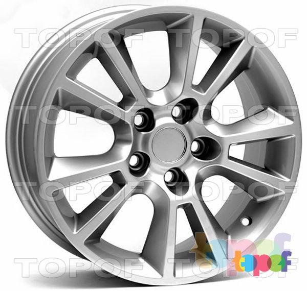 Колесные диски Replica WSP Opel W2502 Strike. Изображение модели #1