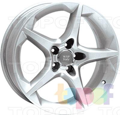 Колесные диски Replica WSP Opel W2503 Penta. Изображение модели #1