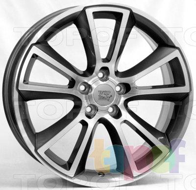 Колесные диски Replica WSP Opel W2504 Moon. Изображение модели #1