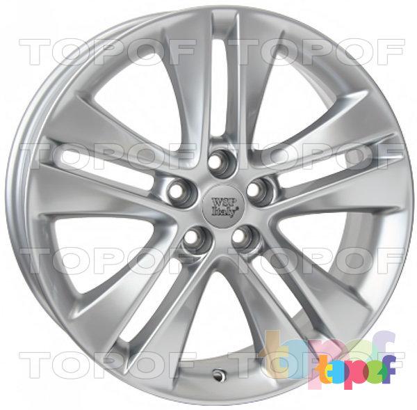 Колесные диски Replica WSP Opel W2507 Astra. Изображение модели #1