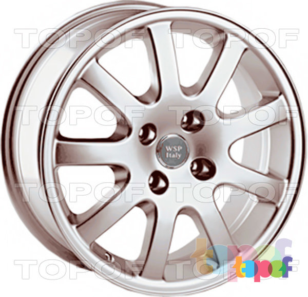 Колесные диски Replica WSP Peugeot W812 Nice. Изображение модели #2