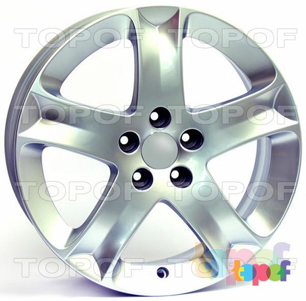 Колесные диски Replica WSP Peugeot W851 Palermo. Изображение модели #1