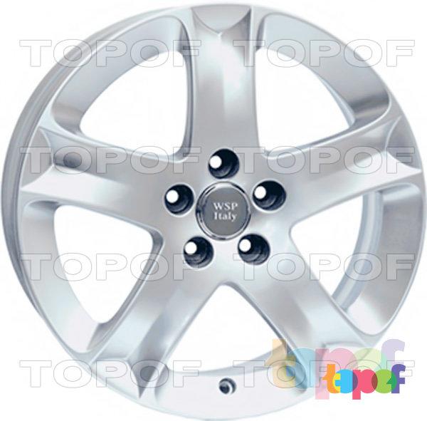 Колесные диски Replica WSP Peugeot W851 Palermo. Изображение модели #2