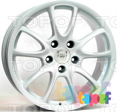 Колесные диски Replica WSP Porsche W1052 Corsair. Изображение модели #2