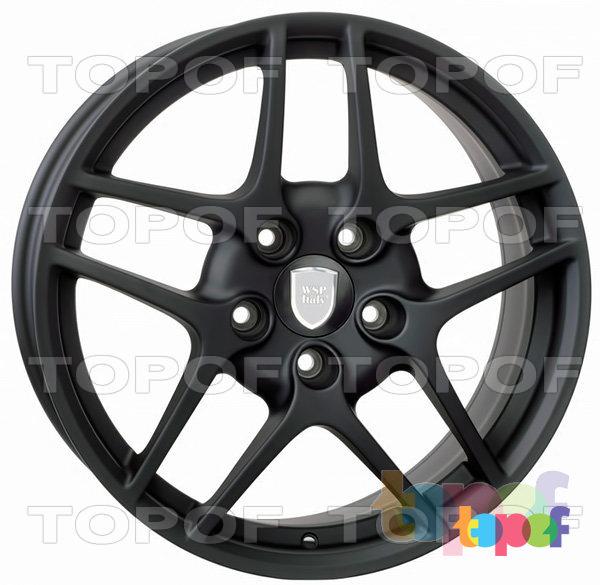 Колесные диски Replica WSP Porsche W1053 Helios