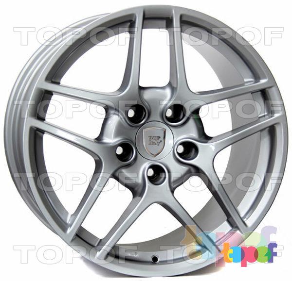 Колесные диски Replica WSP Porsche W1053 Helios. Цвет колесного диска - Silver (Серебряный)