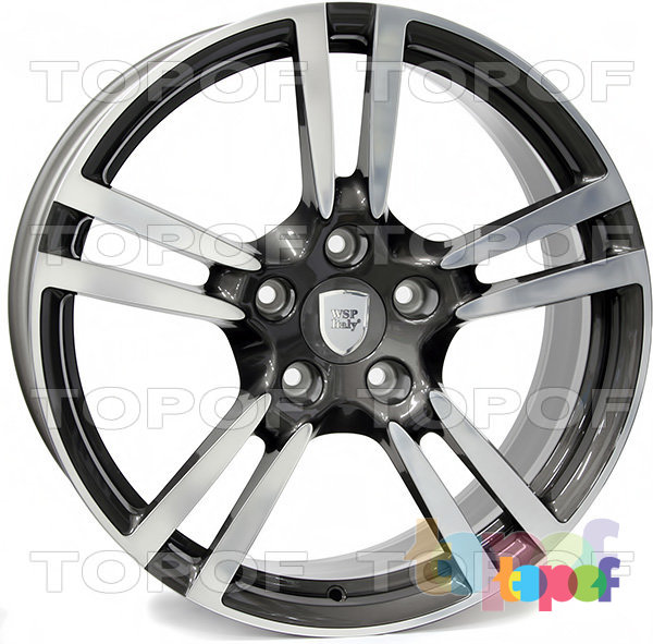 Колесные диски Replica WSP Porsche W1054 Saturn