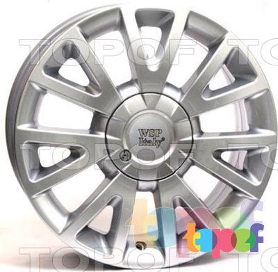 Колесные диски Replica WSP Renault W3303 Assen. Изображение модели #1