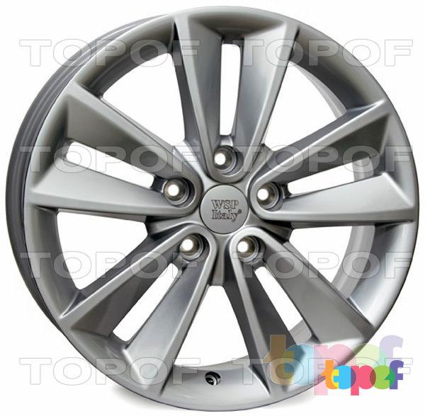 Колесные диски Replica WSP Renault W3305 Hestia. Изображение модели #1
