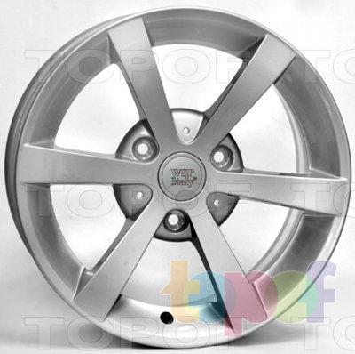 Колесные диски Replica WSP Smart W1506 Leeds. Изображение модели #2