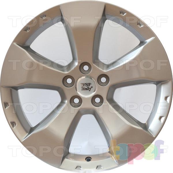 Колесные диски Replica WSP Subaru W2702 Sendai. Изображение модели #2