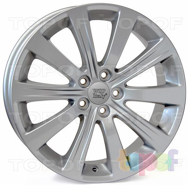 Колесные диски Replica WSP Subaru W2704 Dora Impreza. Изображение модели #1