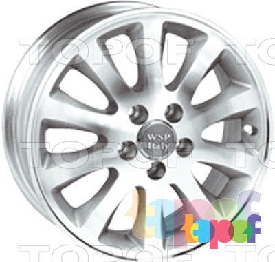 Колесные диски Replica WSP Toyota W1702 Dubai. Изображение модели #1