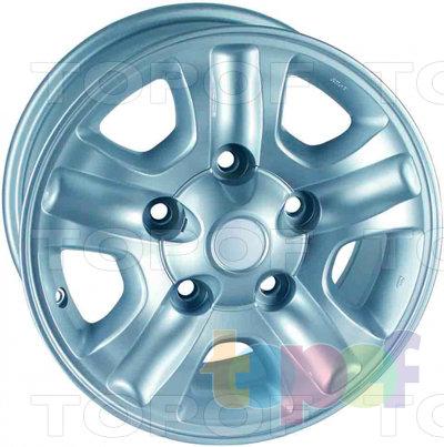 Колесные диски Replica WSP Toyota W1705 Nagoya. Изображение модели #1