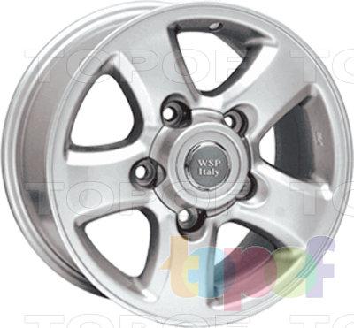 Колесные диски Replica WSP Toyota W1706 Kyoto. Изображение модели #1