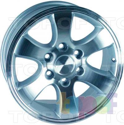 Колесные диски Replica WSP Toyota W1707 Yokohama
