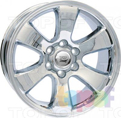 Колесные диски Replica WSP Toyota W1707 Yokohama. Изображение модели #2
