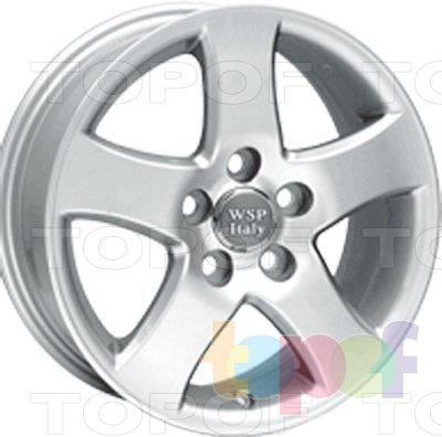 Колесные диски Replica WSP Toyota W1708 Hokkaido. Изображение модели #1