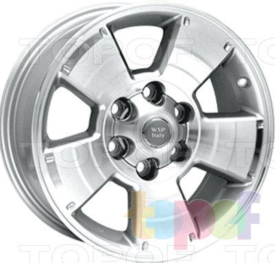 Колесные диски Replica WSP Toyota W1710 Colorado. Изображение модели #1