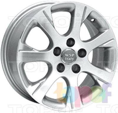 Колесные диски Replica WSP Toyota W1711 Bahgdad. Изображение модели #1