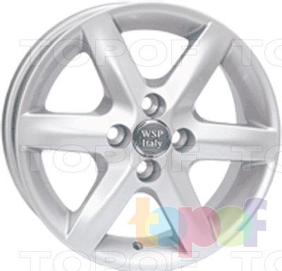 Колесные диски Replica WSP Toyota W1713 Troy. Изображение модели #1